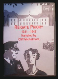 Reigte Priory 1921 - 1948